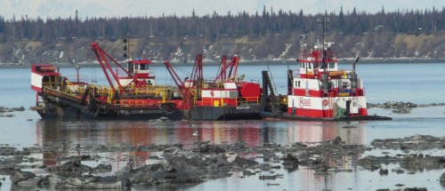 2015-2017 Port of Alaska Maintenance Dredging