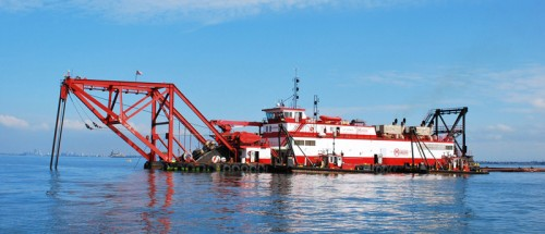 Dredging | Manson Construction Co