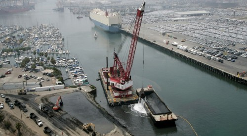 Channel Deepening, Los Angeles and Long Beach Harbors