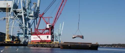 Maintenance Dredging Jacksonville Port Authority 2011-2016