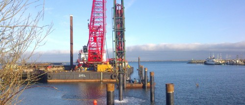 Port of Neah Bay Commercial Dock Replacement
